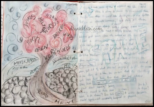 2012 Art Journal Photo