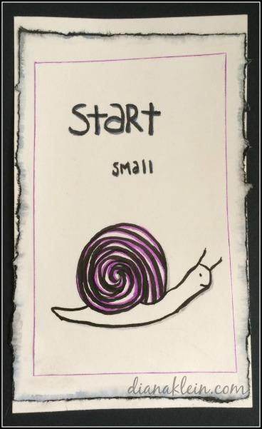 start-small-snail-dianaklein-com