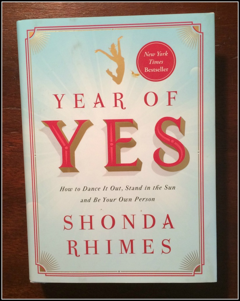 Year of Yes  Saying Yes with Shonda Rhimes | dianaklein.com